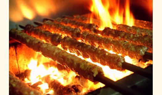 Kofta Kebab & Burger