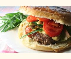 Organic Aberdeen Angus Burger Mix - 500g (10kg Batch)