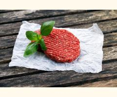 Organic Lamb & Mint Burger Mix - 50g (1kg Batch)