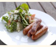 Organic Lamb & Wild Rosemary Sausage Mix - 100g (1kg Batch)