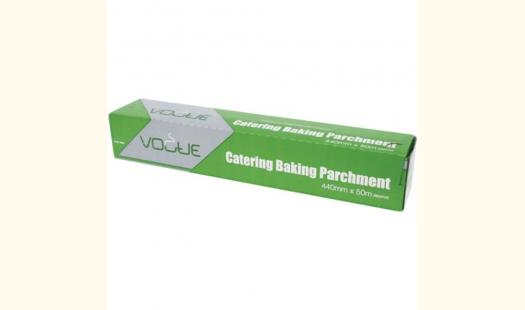 Vogue Baking Parchment Paper 440mm x 50m