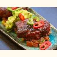 Ancho Chilli & Orange - Glaze