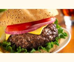 4 x Assorted Free From Burger Complete Mix - 60g (makes 1kg batch)