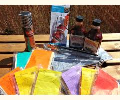 Complete Gluten Free BBQ Starter Kit - Mississippi BBQ Sauce Included - (Pack 1)