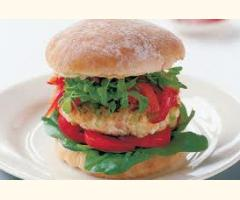 Chicken Burger Complete Mix - 500g