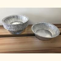 Foil Pie Tins 25mm x 100mm (Ideal for Pork Pies)