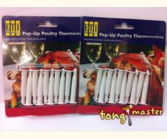 20 x New Pop Up Timer - All Meat - Cooking, Thermometer, Turkey, Beef, Pork.