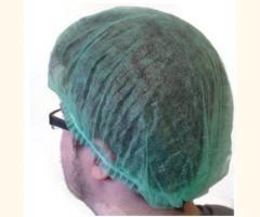 Green MOB Cap - Food Safe Hair Net