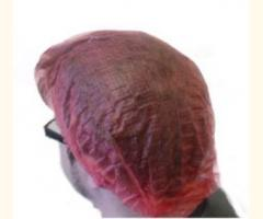 Red MOB Cap - Food Safe Hair Net