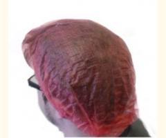 Red MOB Cap - Food Safe Hair Net