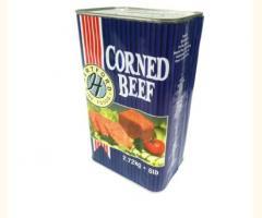Corned Beef - 2.72kg Tin (6lbs)