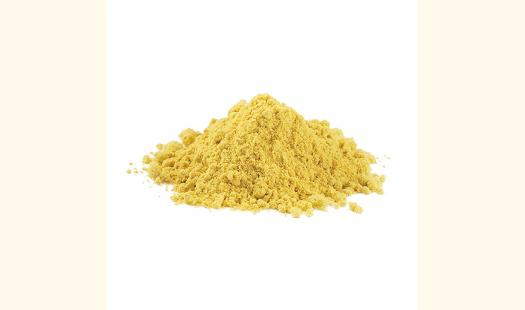 Bright Yellow Food Colouring Powder