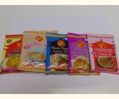 Yeung's Multi-pack mix - Includes 10 packs of Sauce and Soup Mix - 700g