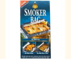 2 x Savu Smoker Bag - Alder Smoke