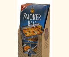 12 x Savu Smoker Bag - Alder Smoke
