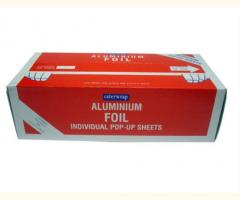 Aluminium Foil Sheets 270mm x 300mm  500 Pack
