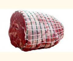 10m - Green & White Butchers Meat Netting - Large