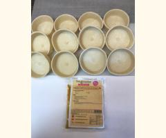 Traditional Curry Pie Kit - 24 Pie Shells Includes Free Pie Lids