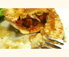 Hunters Chicken Pie Mix - 250g