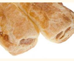 Traditional Sausage Roll Pork or Beef - 250g