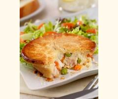 Chicken & Ham Pie Mix