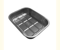 Aluminium Trays 178mm x 136mm (Microwaveable) - 10 pack