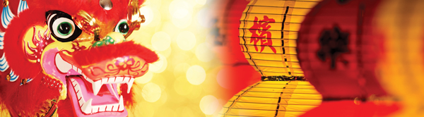 It's time to celebrate the Chinese New Year!