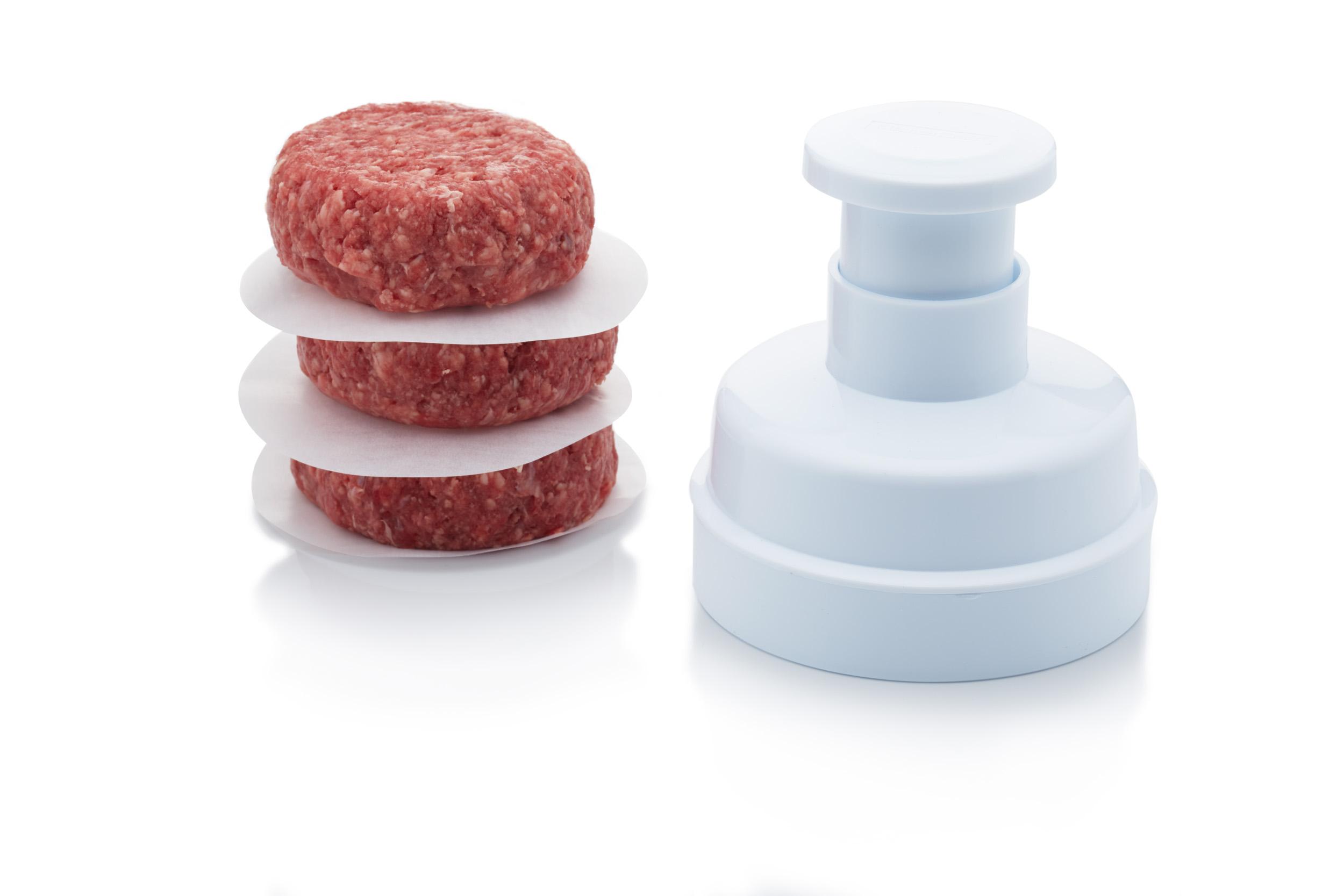 """Kitchencraft cire papier-bœuf Burger Disques 8.5 cm 3.5/"""" Pack de 250"""